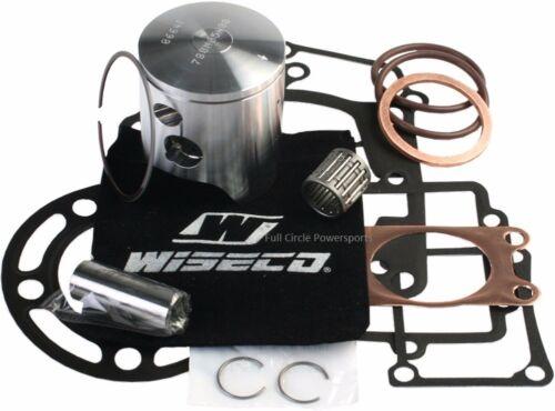 Wiseco Top End Rebuild Kit 01-02 Kawasaki KX125 Piston Gaskets Bearing  PK1502