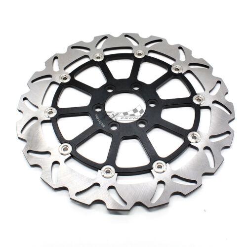 Stainless Floating Front Brake Disc Rotor For KTM 125//200//390 DUKE 2013-2016 BLK