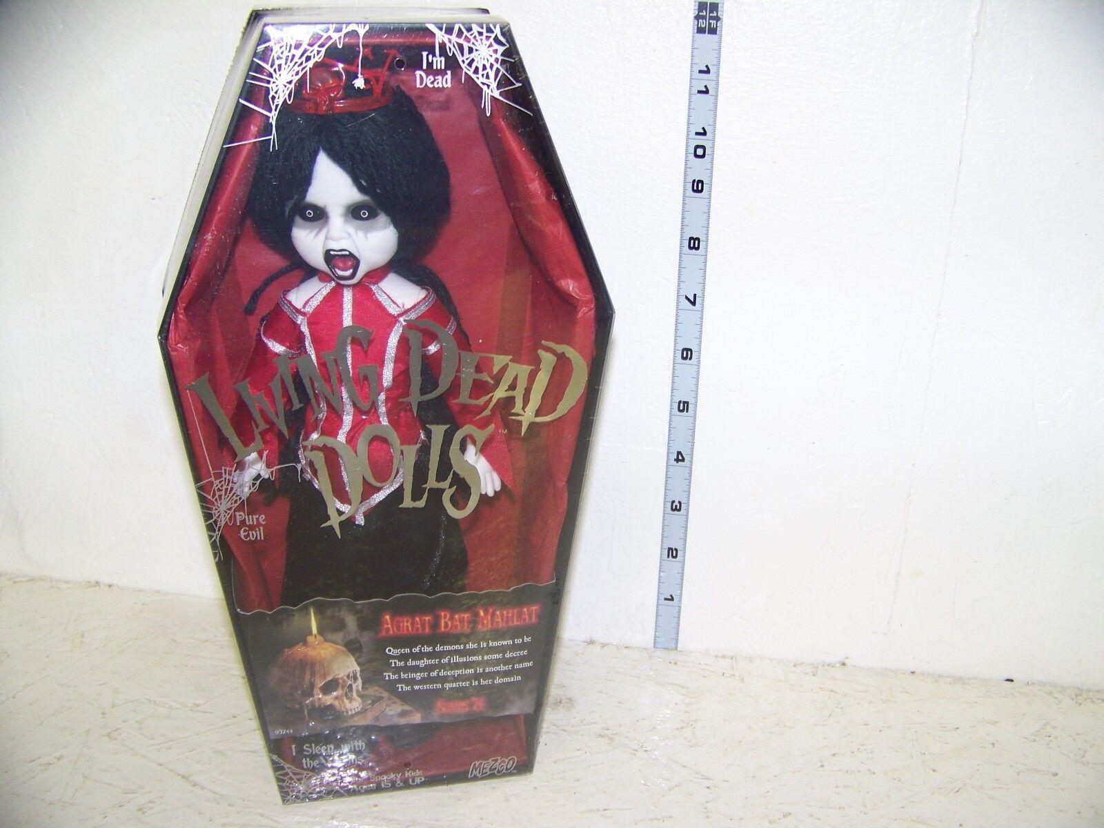 Mezco Living Dead Dolls  Agrat Bat Mailat  Figure Full Size