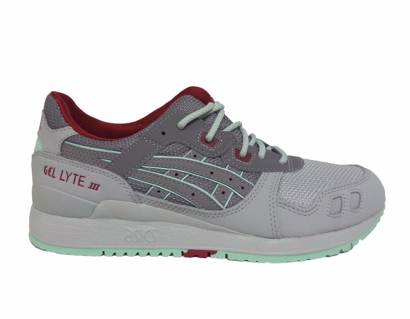 Asics Men's GEL-LYTE III Running shoes Aluminum H7LOL-9696 b