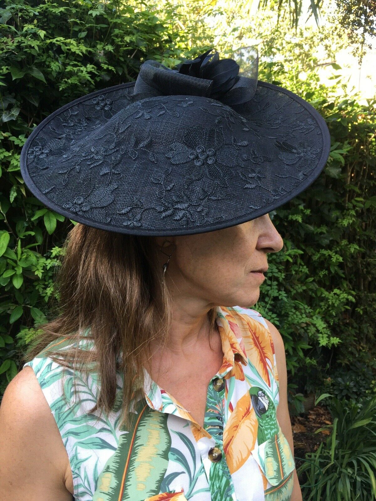 *New* John Lewis Hat Ideal For Weddings/Races/Special Occasions (with tags)