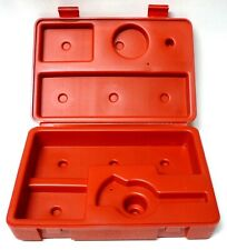 Empty Case For Dial Indicator And Magnetic Base Case Only New