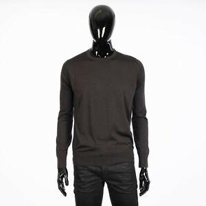 LORO-PIANA-950-Crewneck-Tshirt-In-Onyx-Black-Wish-Wool