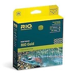 Rio gold Size WF5F orange