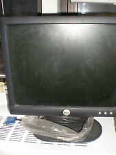 """Dell Monitor 16"""" Computer desk top w/ on & Off button  serial #cnqy4413728 3DLS"""