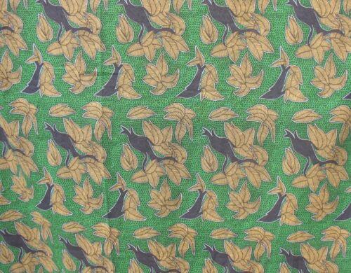 Green Rainforest IKEA Tillfalle Cotton Fabric