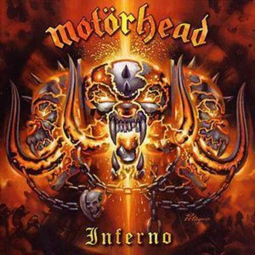 Motörhead : Inferno CD (2004) ***NEW***
