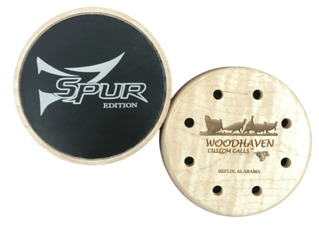 Woodhaven Wh059 Spur Aluminum Pot Turkey Hunting Call For Sale Online Ebay