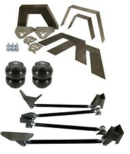 Universal Weld On Rear Air Kit 8 Frame Notch Triangulated 4 Link Amp Slam Ss6 Bag