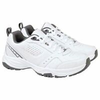 Kirkland Signature Men's Leather Athletic Shoes - White (select Size)