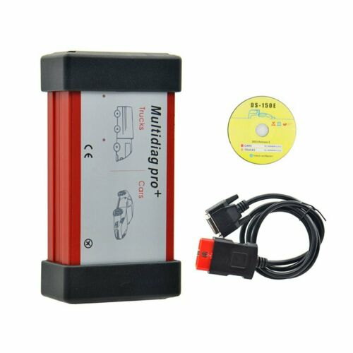 Multidiag Pro 2015.3 Without Bluetooth TCS CDP Diagnostic Tool For Cars//Trucks★★