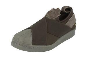Baskets Chaussures Adidas Enfiler Originaux Bz0209 Hommes Superstar qH1tt6fyT