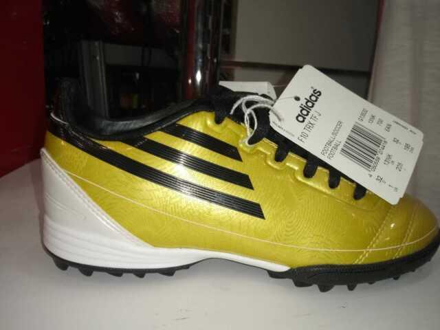 scarpe calcio adidas bambino F10 TRX TF J HG calcio calcetto