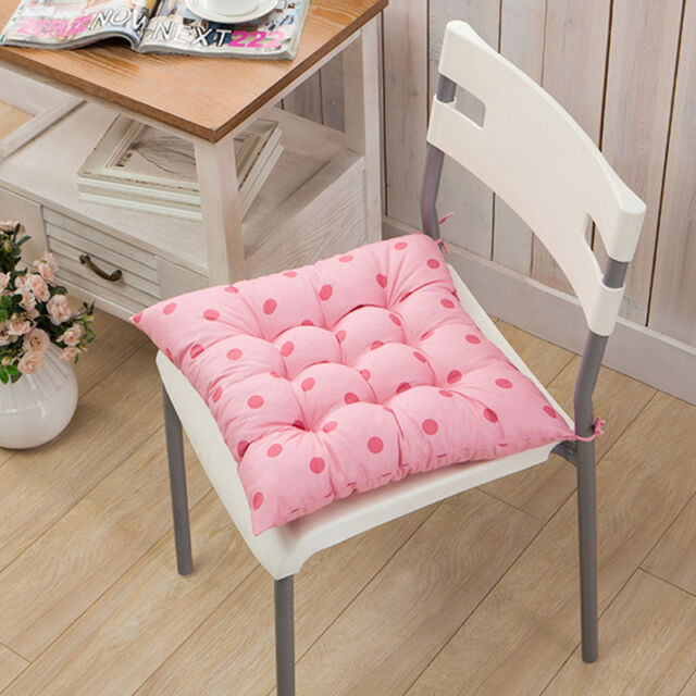 Soft Plush Pillow Cushion Chair Seat Buttocks Pads Toy Home Bedroom Decoration