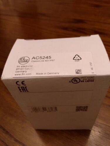 IFM AC5245 INPUT 4 MODULE