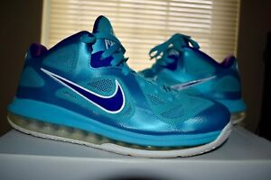 d9c3abb12eac Image is loading Nike-Lebron-9-Low-Summit-Lake-Hornets-Size-