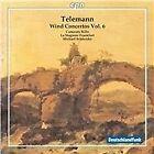 Georg Philipp Telemann - Telemann: Wind Concertos, Vol. 6 (2011)