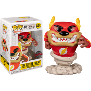 PROTECTOR NEW Funko POP DC Looney Tunes #844 TAS AS THE FLASH