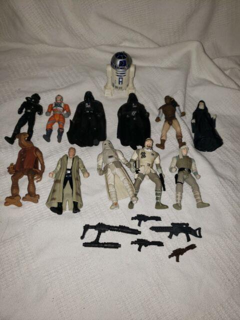 "12/"" Large Darth Vader Star Wars Action Figure Poseable Figurine"