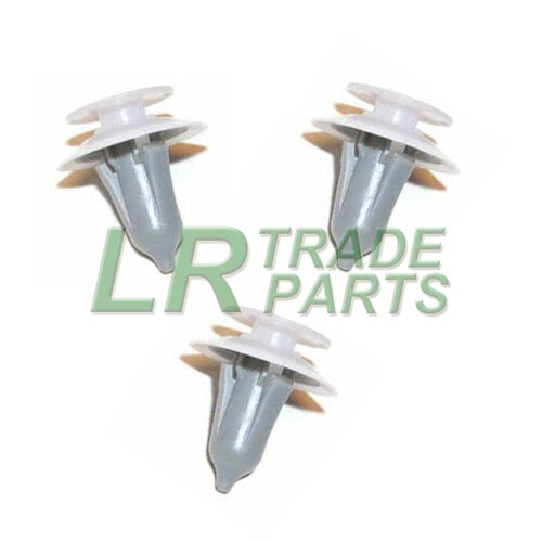 LAND ROVER DISCOVERY 2 REAR BUMPER CORNER TRIM FIXING CLIPS X3 DYC10031L 98-04