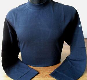 TEDDY-SMITH-Homme-a-manches-longues-col-roule-pour-femme-Bleu-Marine-Noir-Tailles-S-M-L