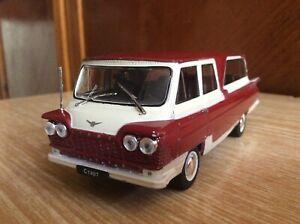NEW \ Start minibus AutoLegends USSR 1964 Diecast Metal model 1:43 Deagostini