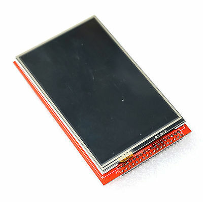 3.6 Inch TFT LCD Touch Screen with SD Card for Arduino UNO R3 ILI9327 MEGA (3.5)