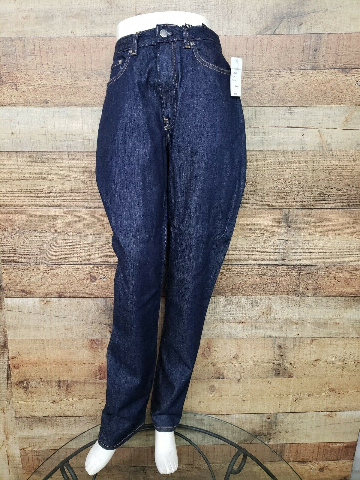 BLK DNM NYC Denim Jeans Women's Pants Size 26x34 New With Tags