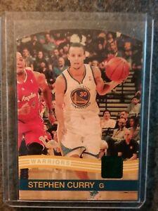 2010-11-Donruss-Die-Cuts-Emerald-189-Stephen-Curry-Golden-State-Warriors