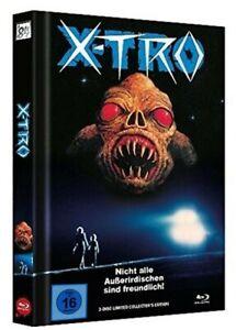 Mediabook-X-Tro-Uncut-Limitata-Collezionisti-Edizione-Blu-Ray-DVD-CD-Box-Nuovo