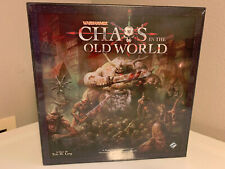 Chaos in the Old World Board Game Sealed NEW Fantasy Flight Games
