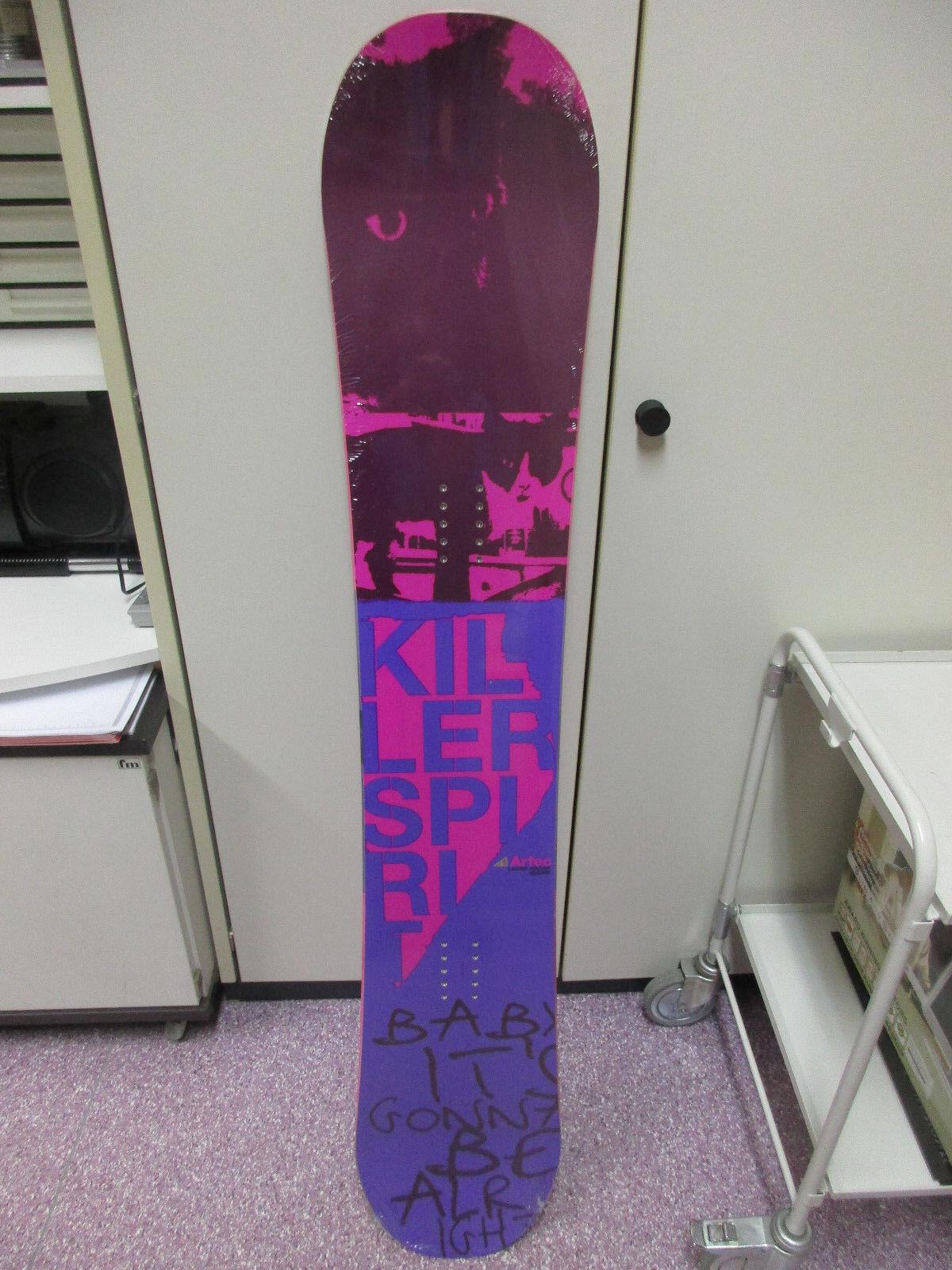 Neues Damen Snowboard All Mountain Freestyle  Elan Artec Laura Hadar 154cm