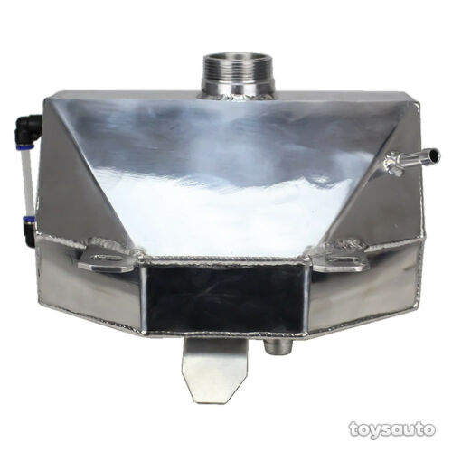 Rev9 Aluminum Coolant Overflow Tank for Mustang Ecoboost V6 GT GT350 15-17