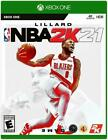 NBA 2K21 -- Standard Edition (Microsoft Xbox One, 2020)