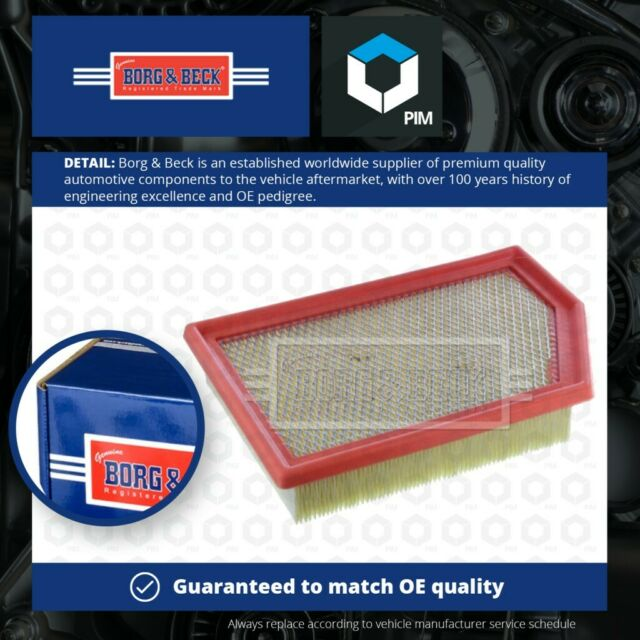 Air Filter fits JEEP CHEROKEE KL 3.2 2013 on B&B Genuine Top Quality Guaranteed