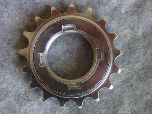 Freewheel Singlespeed Dicta 1//2 x 1//8   16,17,18 Zähne Freilaufritzel