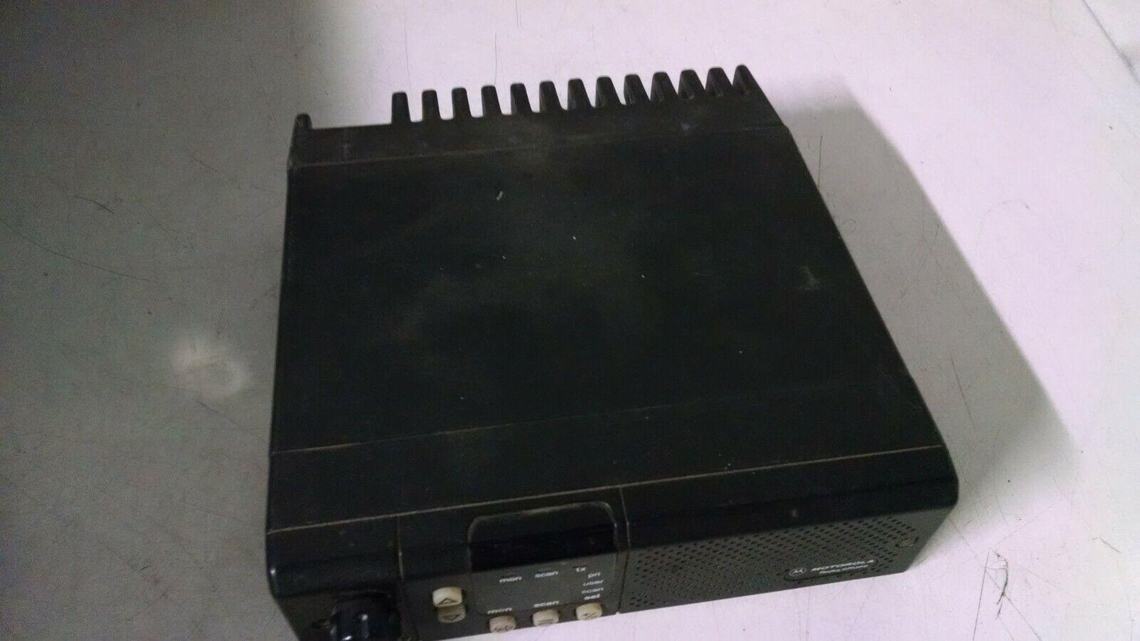 Motorola Radius GM300 M44GMC29C4AA 2-Way Radio USED WORKING . Buy it now for 89.99
