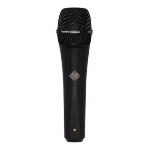 Telefunken Elektroakustik M80 Supercardioid Dynamic Microphone - Black Finish
