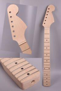 electric guitar neck 21 fret 25 5 inch gig headstock maple wood guitar parts ebay. Black Bedroom Furniture Sets. Home Design Ideas