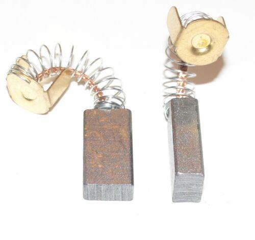 Kohlebürsten Schleifkontakte passend für ATIKA T250 T250 Eco Tischkreissäge Säge
