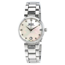 Mido Baroncelli II Mother of Pearl Dial Ladies Watch M022.207.61.116.11