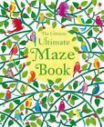 Ultimate Maze Book von Kirsteen Robson und Phillip Clarke (2015, Taschenbuch)
