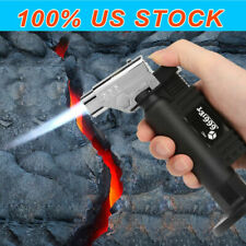 16cm63in 20 40mins Dental Laboratory Ignition Flame Butane Gas Kitchen Torch