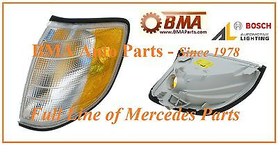 For Mercedes W140 300SD S500 Front Driver Left Turn Signal Light Assembly OEM