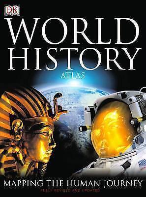 World History Atlas by DK Publishing