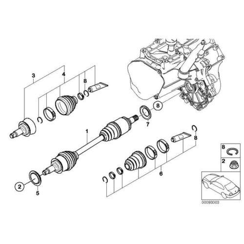 Original Mini 31607572700 Staubschutzteller