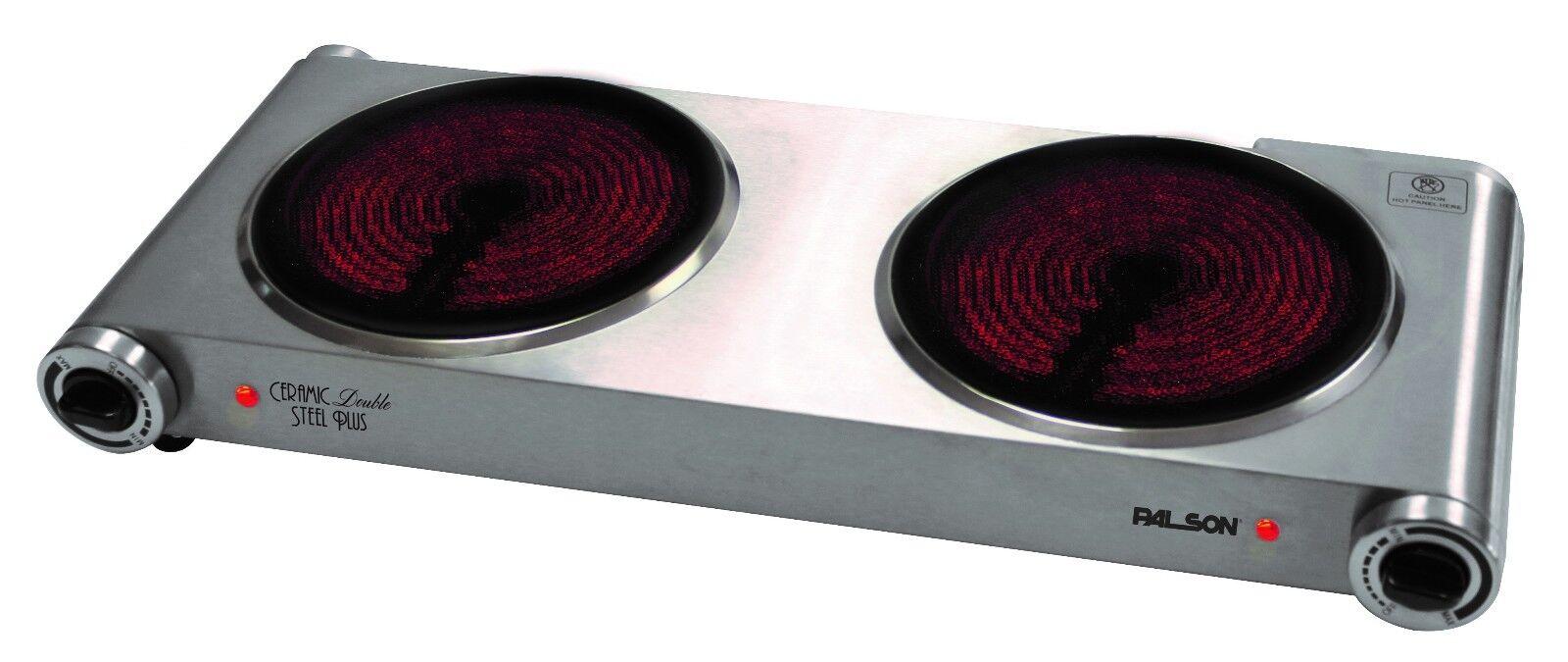 Palson Ceramic Electric 2400w Hot Plate Portable Hob