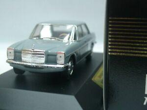 Wow extrêmement rare Mercedes W115 / 8 200d 1968 Blue 1:43 Faller-w114 / minichamps / gt
