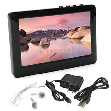4.3'' TFT TOUCH screen FM TF Radio Video 8G USB MP3/MP4/MP5 Music Player NEW