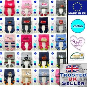 Yo Baby Toddler Kid Cotton Tights Leg Warmers 0-3,6,9,18,24months Boys Girls New Orders Are Welcome. Socks Baby & Toddler Clothing